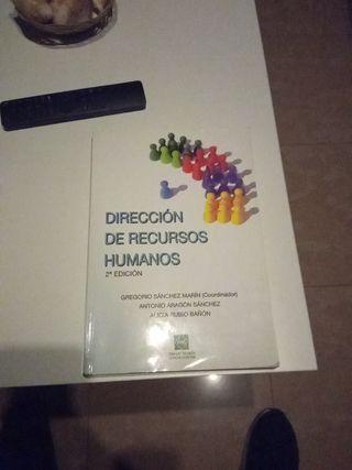 Dirección de recursos humanos. 2a edición.