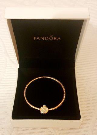 Pulsera Pandora rose