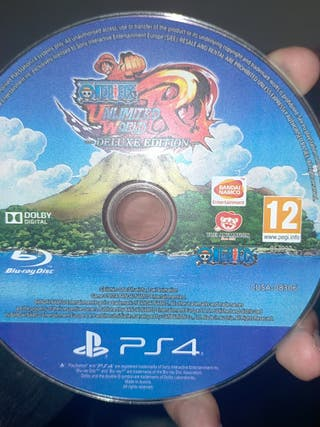 one piece unlimited world Deluxe edition