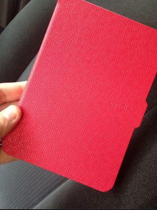 cubierta funda ebook Kindle paperwhite