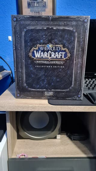 Edición Coleccionista WoW Battle for Azeroth