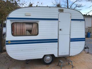 Caravana ainhoa 3200 1989