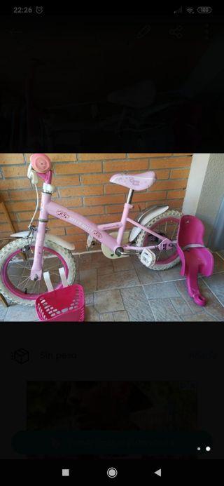Bicicleta14pulgadas