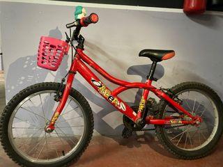 Bicicleta Orbea niño hasta 6-7 años