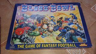 blood bowl 2002 juego de mesa