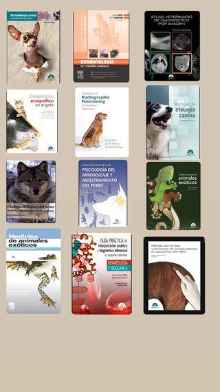Libros de Medicina Veterinaria