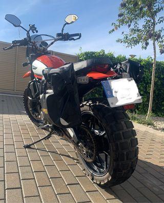 Moto Ducati Scrambler