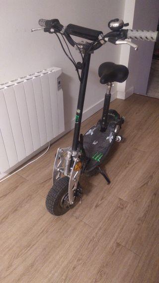 vendo scooter eléctrico