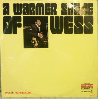 Disco Vinilo Wess & The Airedales