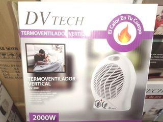 Calefactor aire frío y caliente
