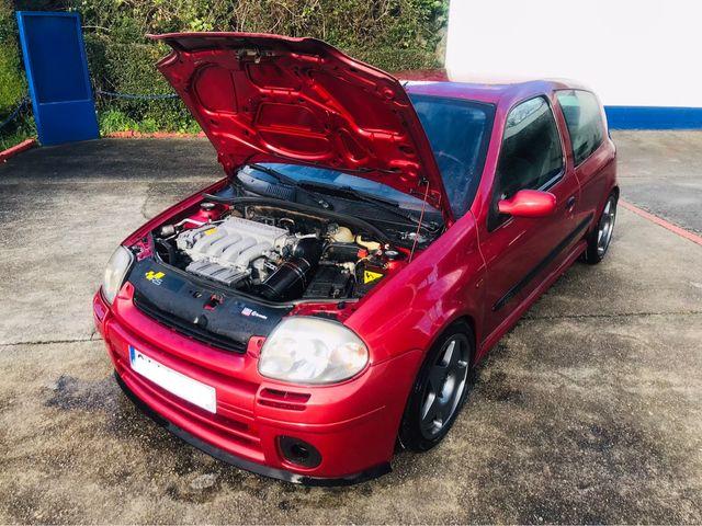 Renault Clio sport 2001