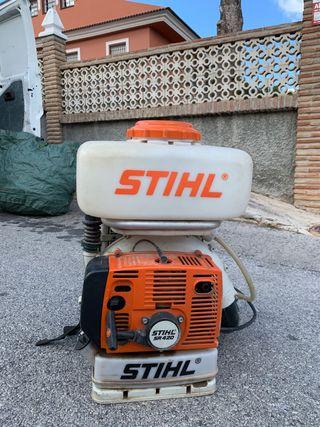 Soplador stihl 420