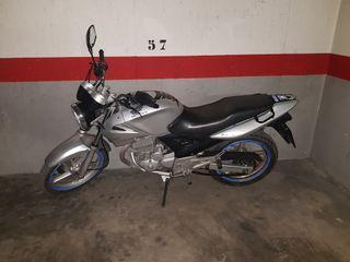 moto honda cbf 250 para piezas