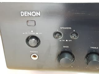 Amplificador Hifi Denon PMA510AE