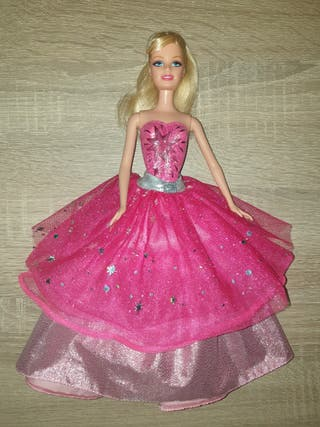 Muncia Barbie Princesa