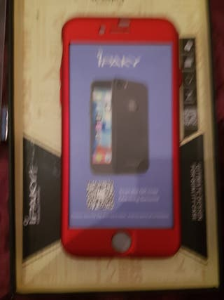 funda iphone 8 red