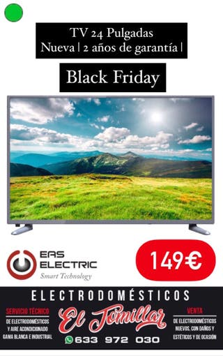 Tv Eas Electric 24""