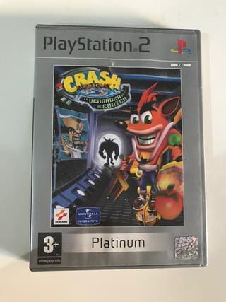 Juego ps2 Crash