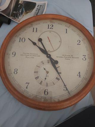 Reloj de Pared Grande Madera