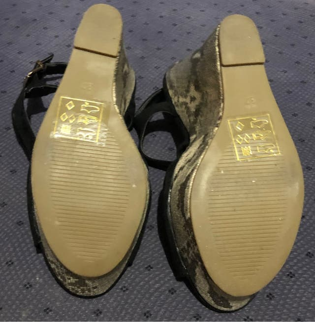 Sandalias de tacón