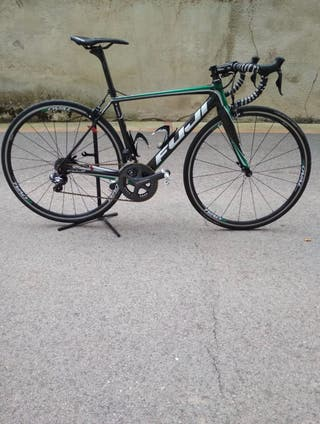 Bicicleta Fuji Sl Caja Rural Team
