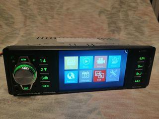 Radio coche 1 Din, BLUETOOTH, MP5, USB, stereo