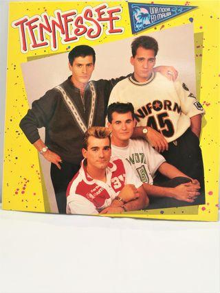 LP, Tennessee, Una noche en Malibu, 1989 EX/EX