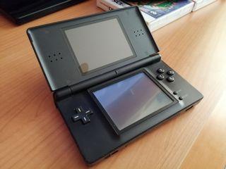 Nintendo DS Lite + 3 juegos