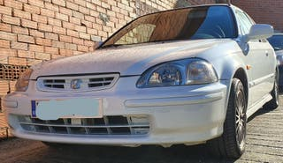 Honda Civic Coupe 1.6 VTEC 125 C.V.
