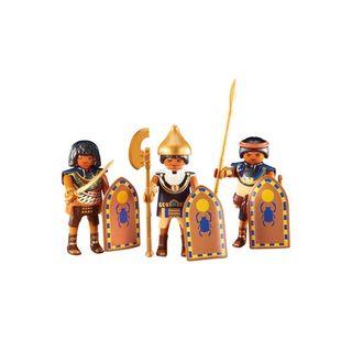 Playmobil Soldados Egipcios