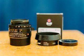 Leica Summicron 35mm f2.0 asph 6bit