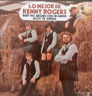 Disco Vinilo Kenny Rogers