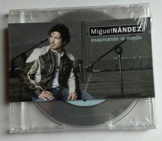 MIGUEL NANDEZ - ESQUIVANDO EL MIEDO - Cd - Música