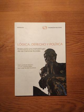 Libro Lógica, Derecho y Política