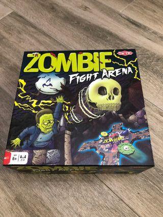 Zombie fight arena - Juego de mesa.