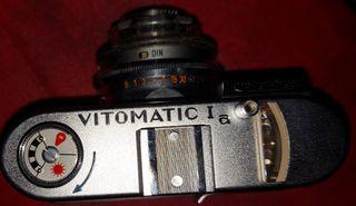 Camara Voigtlander Vitomatic 1a.