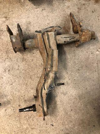 Renault r5 brazos traseros