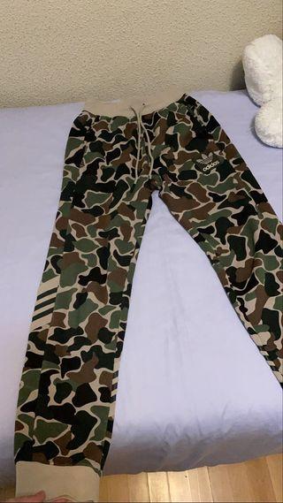 Chandal Adidas Militar.
