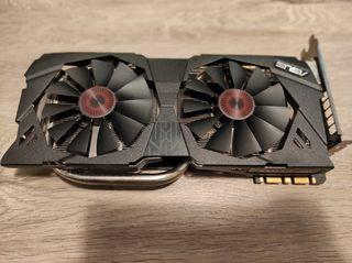 Asus GeForce Strix GTX 970 DirectCU II OC 4GB GDDR