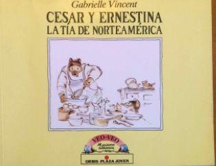 Cesta Ernestina Tia Norteamerica