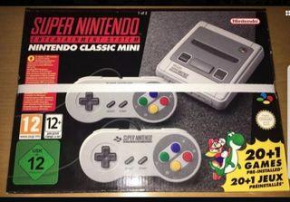 Super Nintendo Classic Mini SNES Classic NUEVA ESP