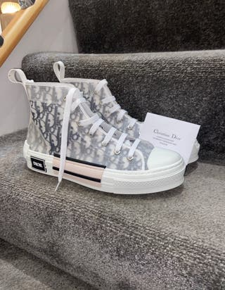 high fashion luxury high top shoes
