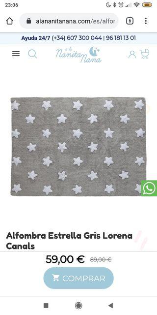 alfombra lorenal Canals