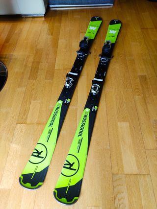 skis rossignol (rebaja solo black friday)