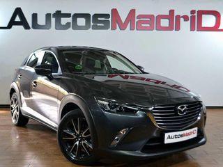 Mazda CX-3 2.0 SKYACTIV GE Luxury 2WD AT
