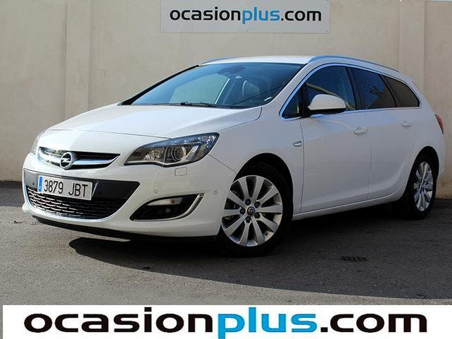 Opel Astra 1.6 CDTI Sports Tourer SANDS Excellence 100 kW (136 CV)