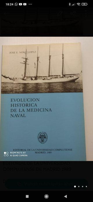 EVOLUCIÓN HISTÓRICA DE LA MEDICINA NAVAL