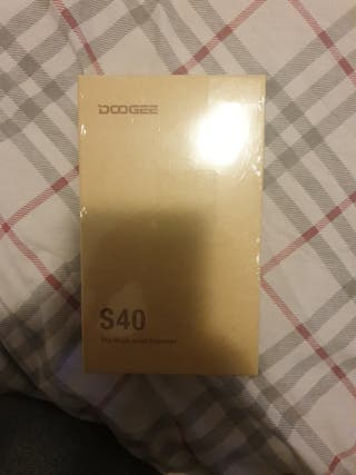 movil Doogee S40 color negro 3 gb / 32 gb