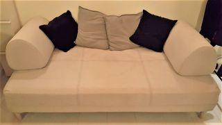 Sofá cama de diseño Ikea Flottebo