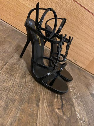 Saint Laurent heels size 3 - exclusive luxury heel